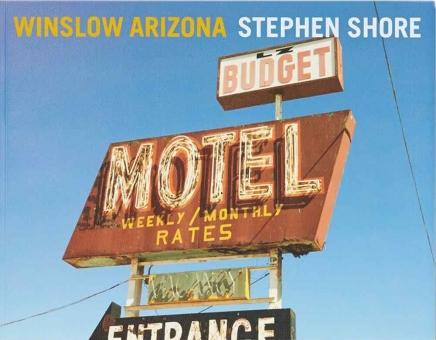 SHORE, Stephen - Winslow Arizona