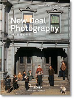 New Deal Photography. USA 1935-1943 von Peter Walther (Hrsg.)