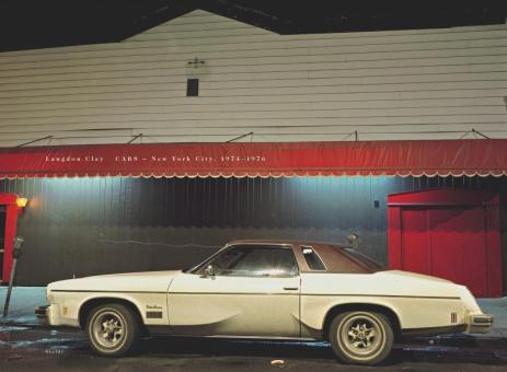 Clay, Langdon - CARS. New York City. 1974-1976