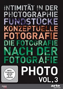 Neumann (ed.), Alain Nahum, Stan - Photo Vol. 3 (DVD)