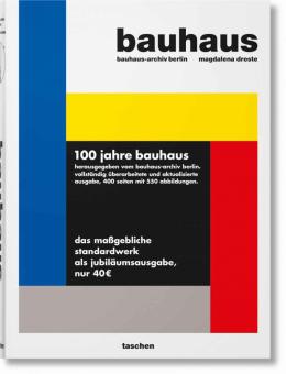 Droste (ed.), Bauhaus-Archiv Berlin, Magdalena - bauhaus. 100 Jahre bauhaus