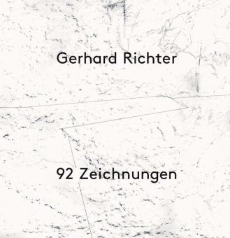 RICHTER, Gerhard - 92 Zeichnungen 2017-2020