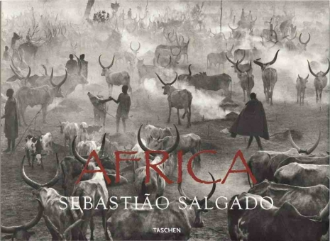 SALGADO, Sebastaio - Africa