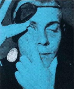 GOLDBERG, Jim - Fingerprints