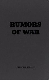 BANGERT, Christoph - Rumors of War